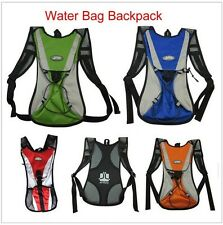 Hydration Backpack Road/Mountain Bike Shoulder Rucksack Sports Outdoor Hiking