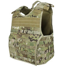 CONDOR MILITARY EXO PLATE CARRIER MOLLE VEST- GENUINE CRYE MULTICAM - FIELD GEAR