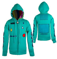 Adventure Time I am BMO Hoodie Beemo Finn Halloween Costume Junior Sweater