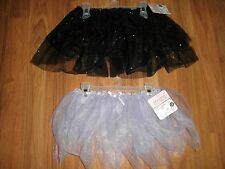 toddler tutu black or lavender ~ 2T 3T 4T 5T dance / play dress up costume fairy