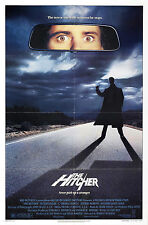 The Hitcher (1986) Movie Poster