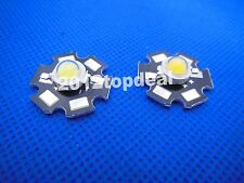 5W 4pin Cool/Warm White Cold White High Power LED Light Bead Emitter on star pcb