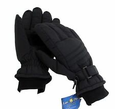 NEW 3M THINSULATE WATERPROOF INSULATED SKI GLOVES MENS LARGE & MED AVAILABLE