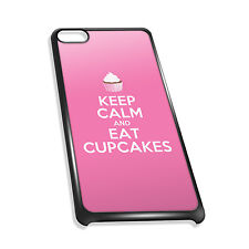 Cover for iPhone 6 #200 Keep Calm and Eat Cupcakes Funny Gift Idea Food