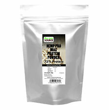 REALFOODSOURCE HEMP PRO MAX PURE PROTEIN POWDER (WHITE POWDER) 72% PROTEIN