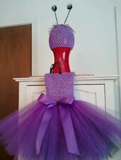 Monsters Inc inspired Boo tutu dress costume birthday party halloween