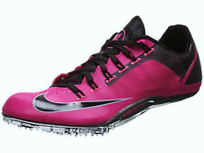 NEW Mens NIKE Zoom Superfly R4 Sprinter Spikes Shoes Silver Pink Purple Sprint