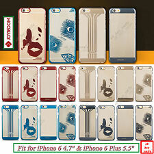 "Joyroom Brand New PC Translucent Shell Case for iPhone 6 4.7""/iPhone 6 Plus 5.5"""