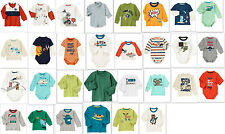 Nwt Gymboree boy long sleeve tee shirt top size 2T 3 3T 4T 5T New winter holiday