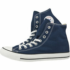 Converse Classic Chuck Taylor All Star Navy HI High Tops Trainer Lace Up NEW**