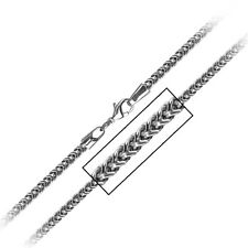 INOX Stainless Steel Franco 4mm Chain