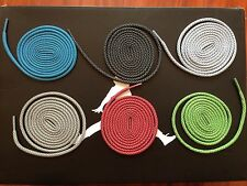 3M Rope Reflective Shoe Laces (63 inches) for Air Jordan, Lebron, Foam etc.