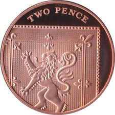 PROOF 2p Two Pence Coins- 1971 - 2016 Choose your Dates