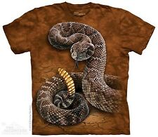 Rattlesnake The Mountain Adult Size T-Shirt