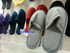 NEW IKEA assorted colorful slippers -- L/XL -- Choose from 7 colors