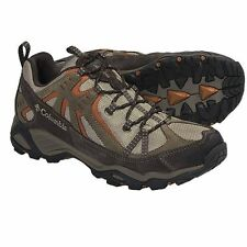 "NEW MENS COLUMBIA ""Firelane"" LOW MULTI SPORT TECHLITE OMNI GRIP TRAIL SHOES WIDE"