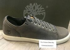 Timberland Mens Shoes Sneakers Leather EK FULLK OX GREY OIL 6816A - New In Box