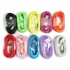 USB Data Sync Charger Cable For iPhone 3G 3GS 4 4S iPad 2 Mini iPod Touch Nano