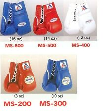 Winning boxing gloves - lace up or velcro available