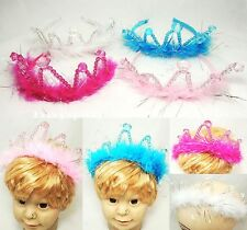 Beads Tiara Headbands for Girls & Teens - Girl's Hair Accessory *US SELLER*