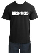 Bird is Greater or Equal to the Word Shirt Funny Family Guy Style tshirt tee