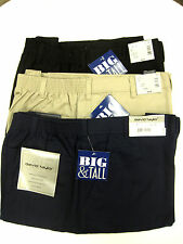 David Taylor Collection Men's Big & Tall Putter Straight Leg Pants  A-5