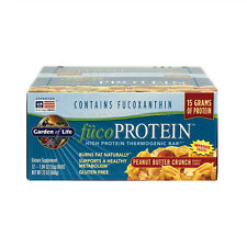 Garden of Life fucoPROTEIN Bar Box of 12 (Brand New & Sealed)