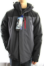 NWT Gerry Men's Pro-Sphere Insulated Jacket Gray-Black L - XL