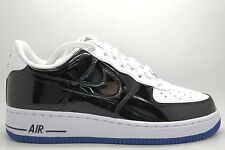 [488298-058] NIKE AIR FORCE 1 UPTOWN MENS SHOES CONCORD BLACK WHITE GAME ROYAL