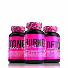 Alpha Female Pill Stack Supplements - Lose Weight Gain Muscle Stay Fit SALE