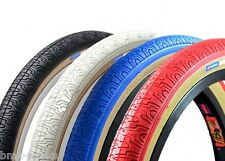 Panaracer HP406 Freestyle BMX Tyres Sold In Pairs - Red - Blue - Black - White