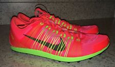 NEW Mens NIKE Zoom Victory XC 2 Atomic Red Cross Country Track Spikes Shoes 10.5