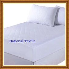 Luxury Extra Deep 25cm Quilted fitted matress protector hygienic&non allergenic