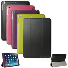 NEW Protective Faux Leather Folding Stand Case for Apple iPad Air 1 Cover