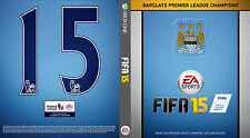 Fifa 15 Team Covers - XBox One, PS4 ,XBox 360, PS3, PC - Pick Your Team
