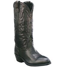 Laredo Men's Cowboy Boots Black Leather Western Boot  6691