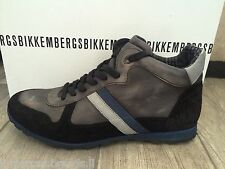 Dirk Bikkembergs Mens Shoes Boots Sneakers Mid Trainers BKE107358 - New In Box