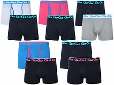 GIO GOI Mens Boxer Shorts Underwear Pants  Trunks Briefs  Pack of 2  New D7