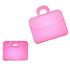 "Baby Pink ケース 11.6"" 12'' 12.5'' Ultrabook Laptop Chromebook Carrying Sleeve Case"