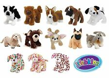 WEBKINZ DOGS BY GANZ - TAKE YOUR PICK - CUDDLY SOFT TOY - KIDS CHRISTMAS PRESENT