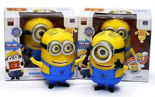 Despicable Me 2 Talking Minion Interactive Toy Dave & Stuart **Brand New**