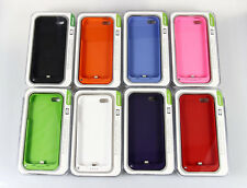 External Battery Backup Charger Case Power Bank for iPhone 5s/5 USA Seller!