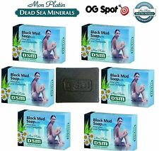 Dead Sea Minerals Mud Soap Bar for Healthy Skin,Treatment & Relief.