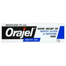 Orajel - Rapid relief from Toothache and Mouth Ulcers
