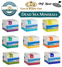 Moisturizing Face Anti-Aging Creams , Enriched With Dead Sea Minerals.