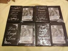 Family Friends  Live Laugh Love 4x6 Photo Picture Frame Wall Table 4 x 6