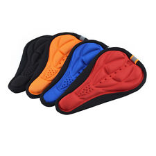 Thick Cycling Bicycle Gel Pad Seat Saddle Cover Soft Bike Cushion Pad FT