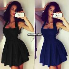 #New Sexy Women Summer-Casual Sleeveless Party Evening Cocktail Short Mini Dress