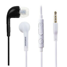 In-Ear Earbud Headset Headphone Earphone w/Mic For Samsung Galaxy S2/S3/S4/S5