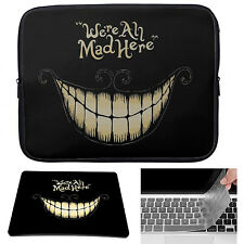 """Laptop Sleeve Case Bag +Mouse Pad+Keyboard Cover For 11"""" 13 15"""" Macbook Air Pro"""